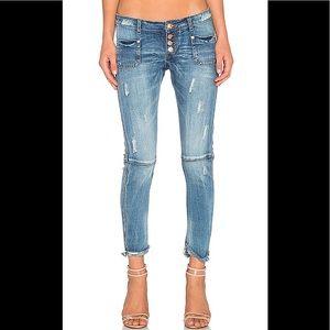 One teaspoon super dupers skinny jeans